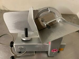Bizerba Se12d Slicer Meat Cheese Deli Commercial Automatic Auto Manual