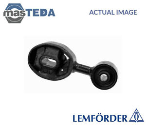 Rear Engine Mount Mounting Lemf Rder 21937 01 G New Oe Replacement