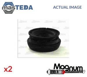 2x Front Top Strut Mounting Cushion Set Magnum Technology A7f014mt I New