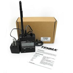 Tenma 72 7390 Frequency Counter Smart Rf Hand Held Unit Box Manual