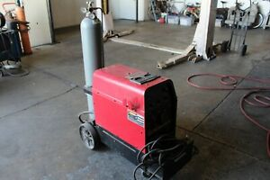 Lincoln Electric Precision Tig 185 welder K2347 2 Tig Welder