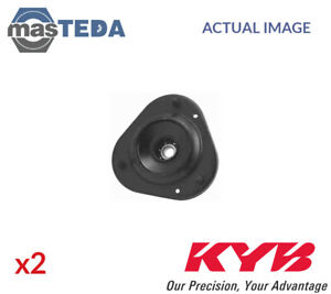 2x Front Top Strut Mounting Cushion Set Kyb Sm5049 I New Oe Replacement