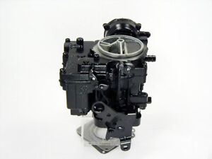 Mercury Marine Carburetor Rochester 2jet Mcm 90 110 120 140 2 Barrel 100 Refund