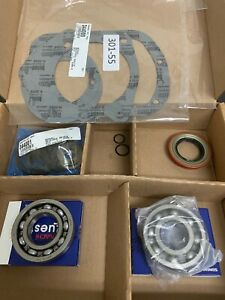 Rebuild Bearing And Seal Kit 4 Speed 3 Speed Saginaw Transmission 1966 85