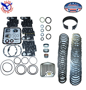 1987 1993 Chevy Gm Th700r4 4l60 Master Rebuild Overhaul Kit W Stage 1 Upgrades