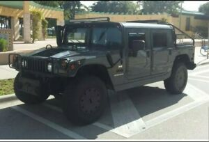 Hummer H 1 Tire Wheel Package