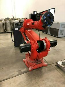 Wow Comau 6 Axis 170kg Robot