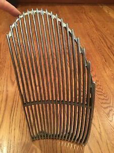 1939 1940 Packard 120 Convertible Right Hand Front Grille