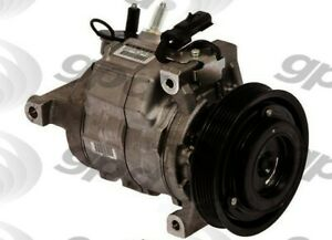 New A c Compressor Fits 2009 2009 Dodge Ram 1500 ram 2500 Global Parts