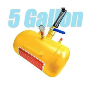 5 Gallon Heavy Duty Air Tire Bead Seater Blaster Seating Tool 145 Psi