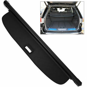 For Toyota Highlander 2014 2019 Rear Cargo Cover Luggage Shield Upgrade Trunk