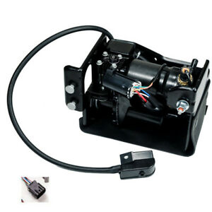 Air Ride Suspension Compressor With Dryer For 07 13 Chevy Gmc Truck New Version
