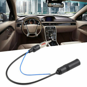 12v Car Fm Am Stereo Radio Inline Antenna Booster Signal Amp Amplifier Xp