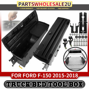 Set Of 2 Truck Bed Tool Box For Ford F 150 2015 2019 Rear Left Right 30 71