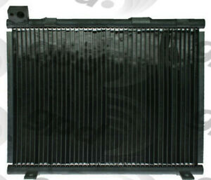 A c Condenser Fits 2002 2009 Dodge Ram 1500 Ram 2500 Ram 3500 Global Parts