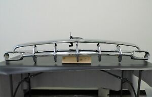 1954 Chevy Car Grille Original Triple Plated