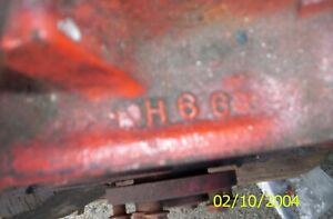 Price Reduced 1967 Chevrolet 283 Truck Engine With Forged Crankshaft