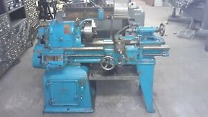 South Bend Metal Lathe Swing 14 5 16 Bed Length 5 Chuck Cabinet Base Usa