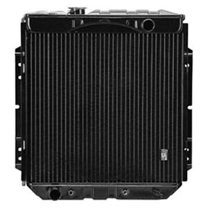 For Ford Mustang 1965 1966 Replace Engine Coolant Radiator