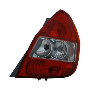 For Honda Fit 2007 2008 Tyc 11 6209 01 Passenger Side Replacement Tail Light