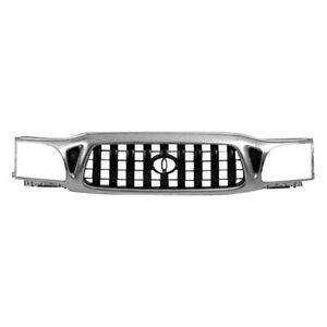 For Toyota Tacoma 2001 2004 Replace To1200248 Grille
