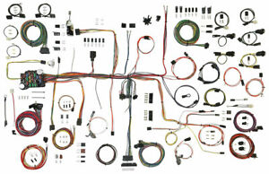 1968 72 Olds Cutlass Classic Update American Autowire Wiring Harness Kit 510645