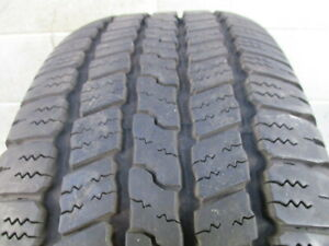Set Of 2 Used P265 60r18 109 T 10 32nds Goodyear Wrangler Sr A