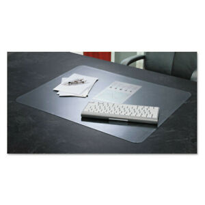 Artistic Krystalview Desk Pad With Microban Glossy 38 X 24 Clear 6080ms New