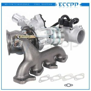 Turbocharger Turbo For Buick Encore Chevrolet Cruze Limited Sonic 55565353