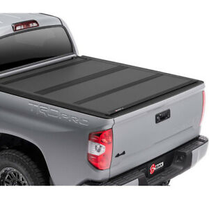 Bakflip Mx4 Hard Folding Tonneau Cover For 07 19 Tundra 5 5 Bed W Track System