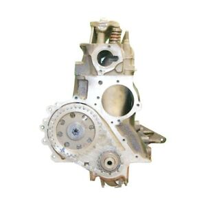For Jeep Wrangler 1988 1990 Replace Da21 Remanufactured Long Block Engine