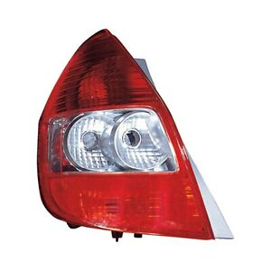 For Honda Fit 2007 2008 Pacific Best P81684 Driver Side Replacement Tail Light