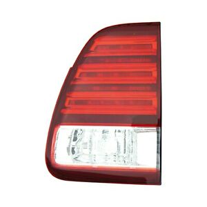 For Lexus Lx470 06 07 Pacific Best Driver Side Inner Replacement Tail Light