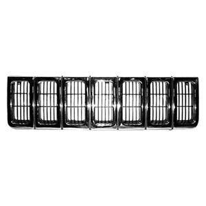 For Jeep Grand Cherokee 1996 1998 Sherman 085 99 2 Grille
