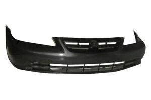 For Honda Accord 2001 2002 Sherman 2815 87 2 Front Bumper Cover