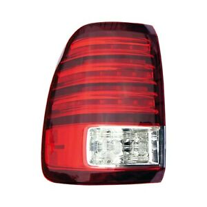 For Lexus Lx470 06 07 Tail Light Lens Housing Lx2804100 Driver Side Outer