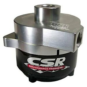 Csr Performance Dragster Remote Electric Water Pump