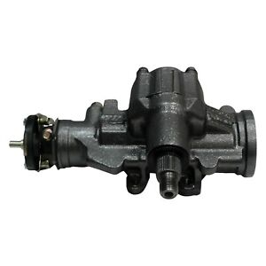 For Chevy Camaro 1967 1976 Lares 975 Remanufactured Power Steering Gear Box