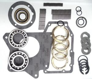 Jeep Deluxe 4 Speed Rebuild Kit T176 T 176 Transmission 1980 86