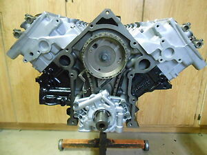 5 7l Hemi Dodge Chrysler Jeep Reman Long Block Engine 03 08 No Core Charge