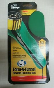 Pig 18509 Form A Funnel Flexible Draining Tool Made In Usa Upc 036226185092