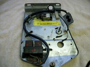 Porsche 944 951 S2 968 Sunroof Assembly W Relays Micro Switches