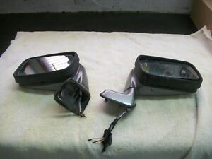 Porsche 944 924 951 Mirror Set Drivers And Passengers