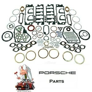 Porsche 911 1974 1975 1976 1977 H6 2 7l Engine Full Gasket Set 91110090110