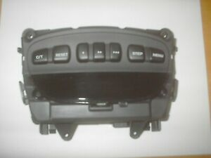 99 04 Jeep Grand Cherokee Evic 5 tire Monitor System Tpms 56042756ag