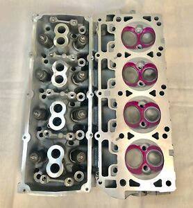 Hemi 5 7 Dodge Chrysler Jeep W egr Cylinder Heads With All Seats Replaced