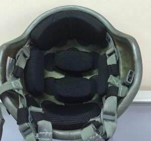 4D Tactical ACH Retrofit Pad Kit-Fits all ACHECH MICH PASGT and Bump helmets