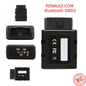 Com Bluetooth Diagnostic Programming Tool Fit For Renault