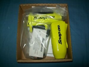 New Snap On 3 8 Drive Super Duty Magnesium Air Impact Wrench Mg325hv Yellow