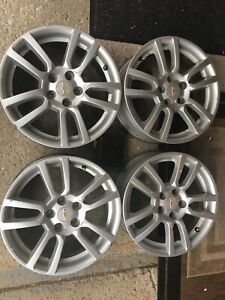 Wheels 16 Inch Off 2012 Chevy Sonic